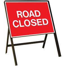 St Katherines Road Closure